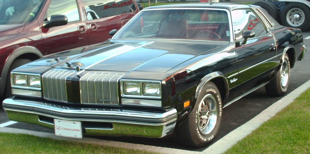 Oldsmobile Cutlass Supreme #4