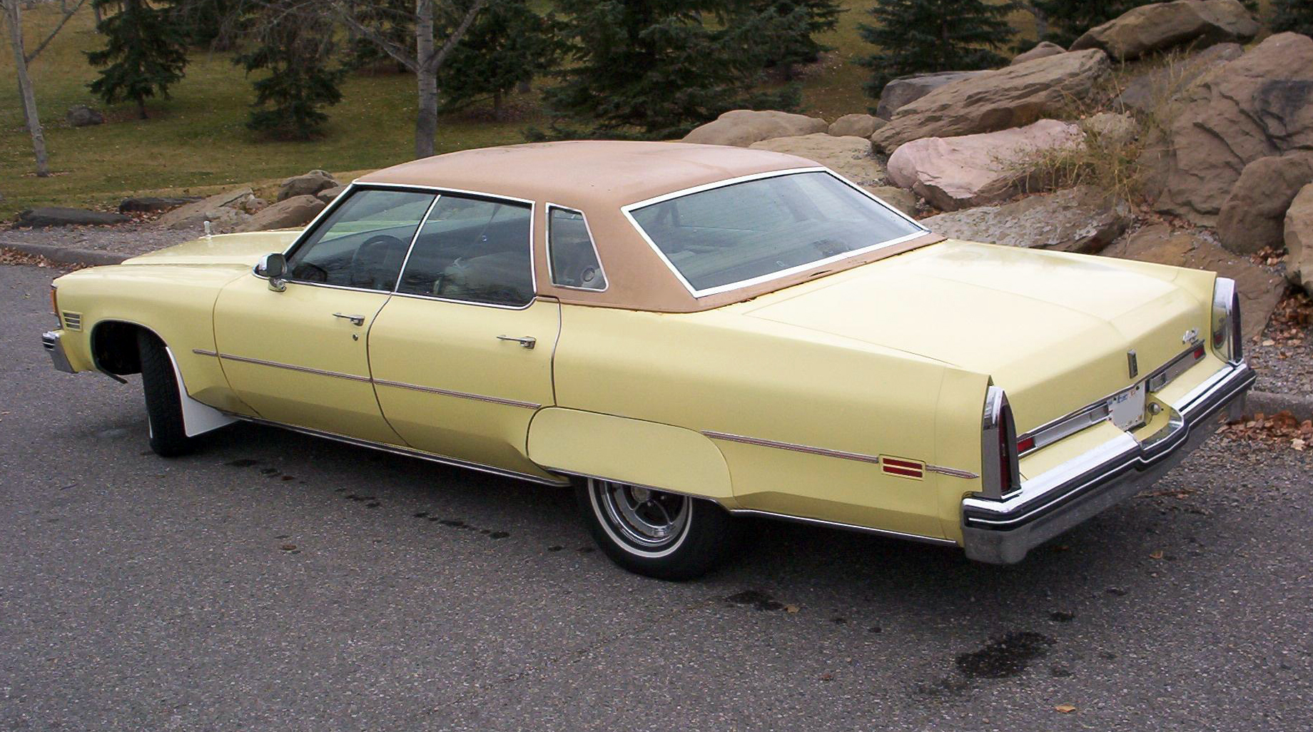 Oldsmobile Ninety-Eight #4