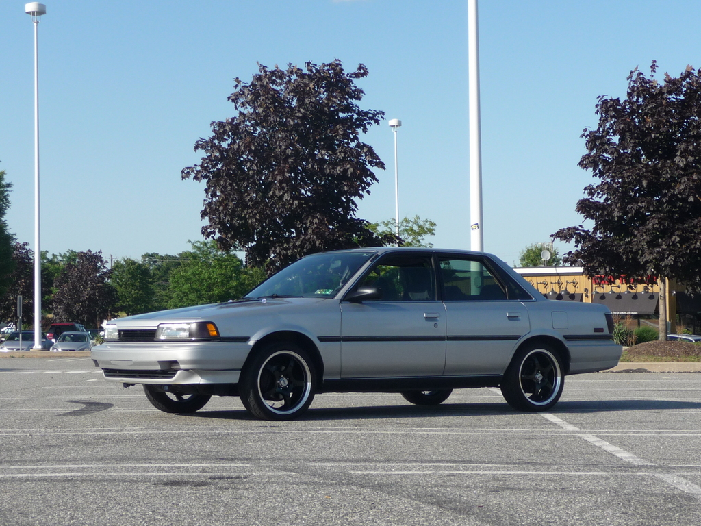 1991 Toyota Camry Information And Photos Zombiedrive
