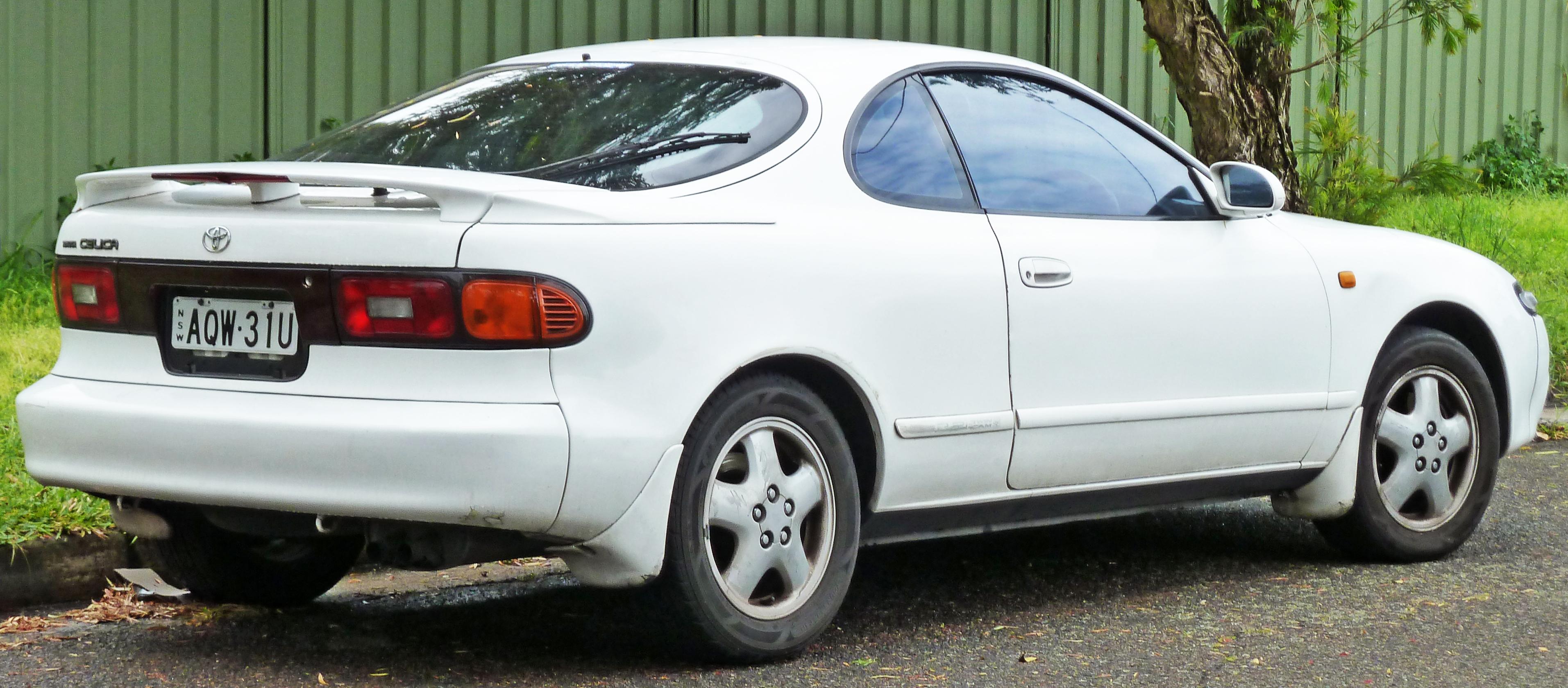 1991 Toyota Celica #2 Toyota Celica #2