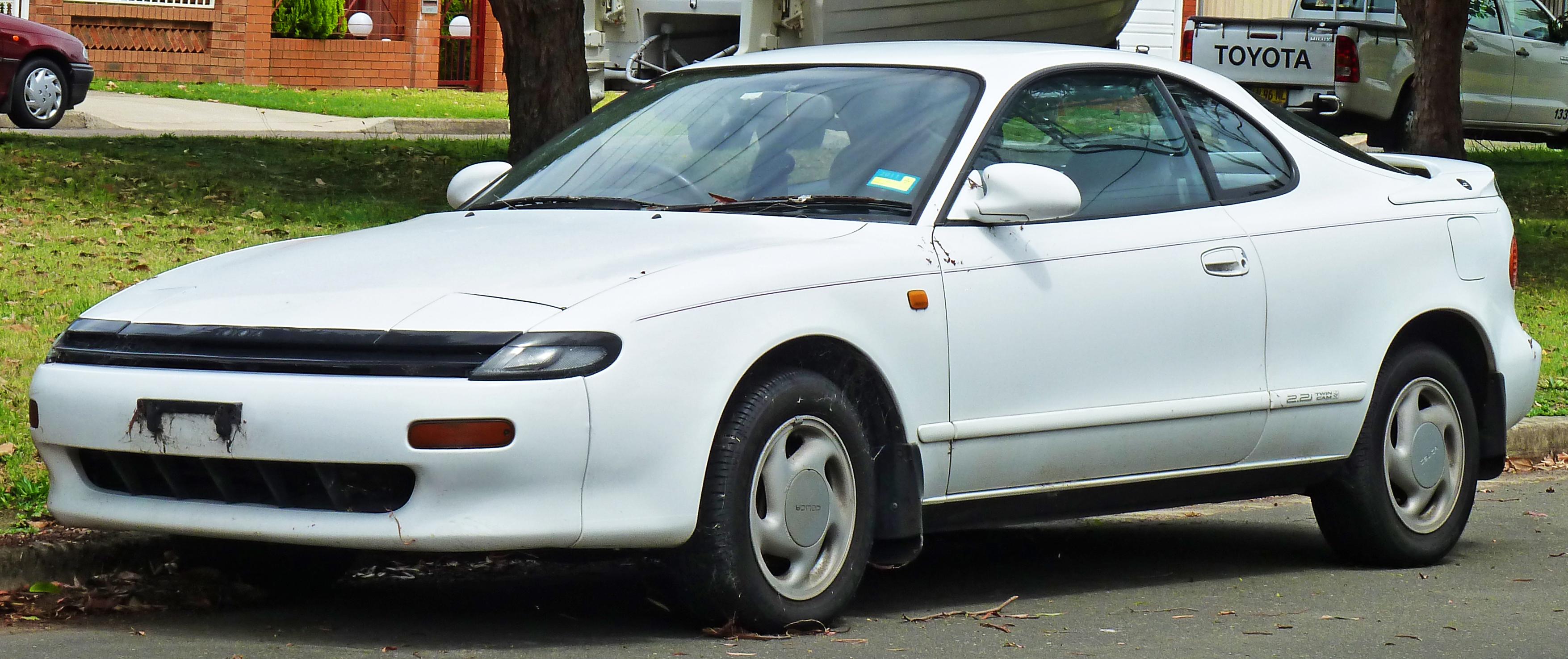 1991 Toyota Celica #1 Toyota Celica #1