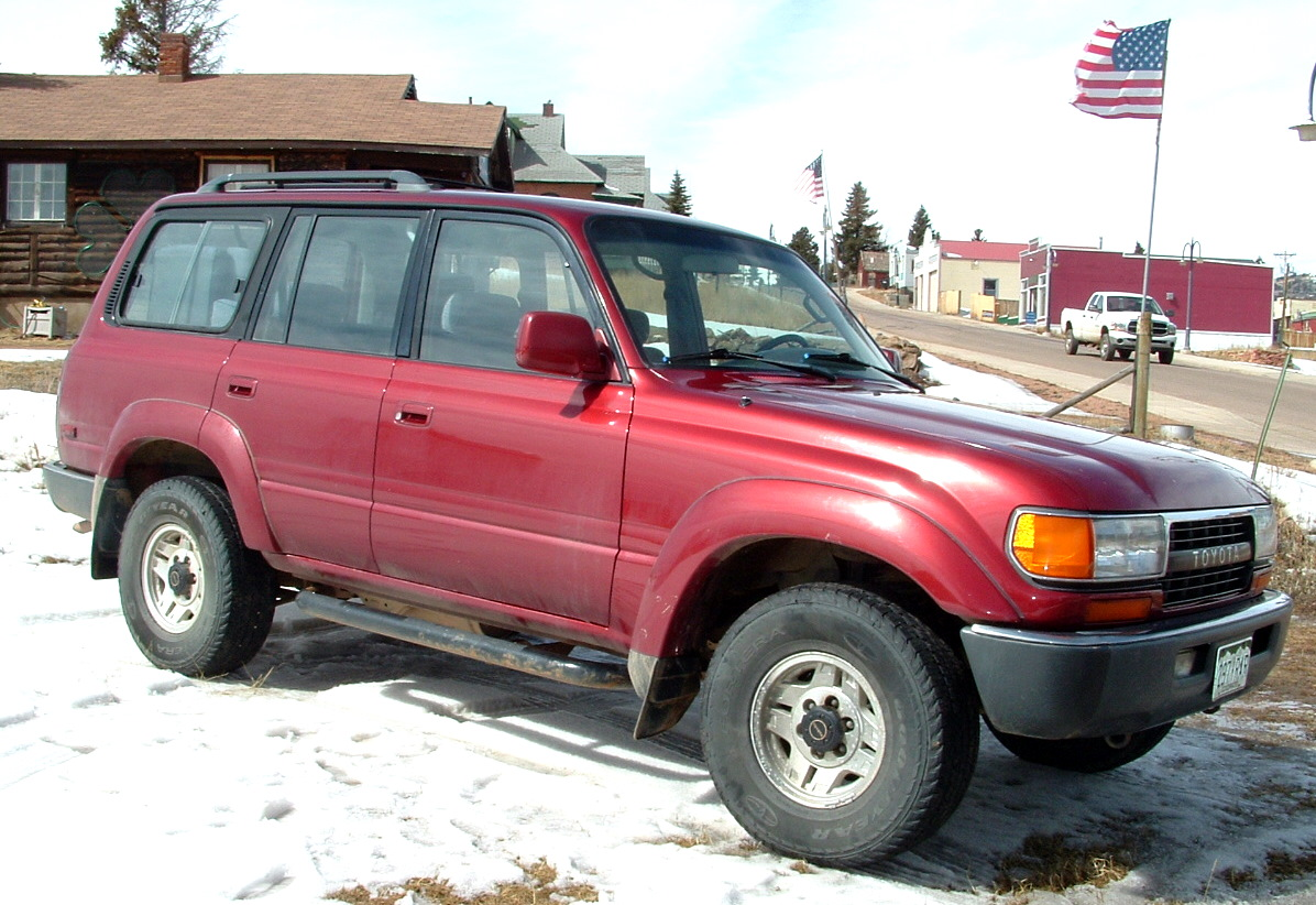 Toyota Land Cruiser #4