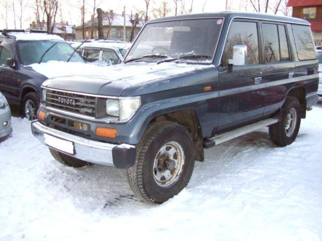 Toyota Land Cruiser #8