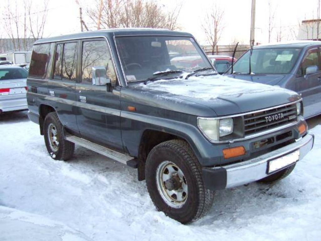 Toyota Land Cruiser #9