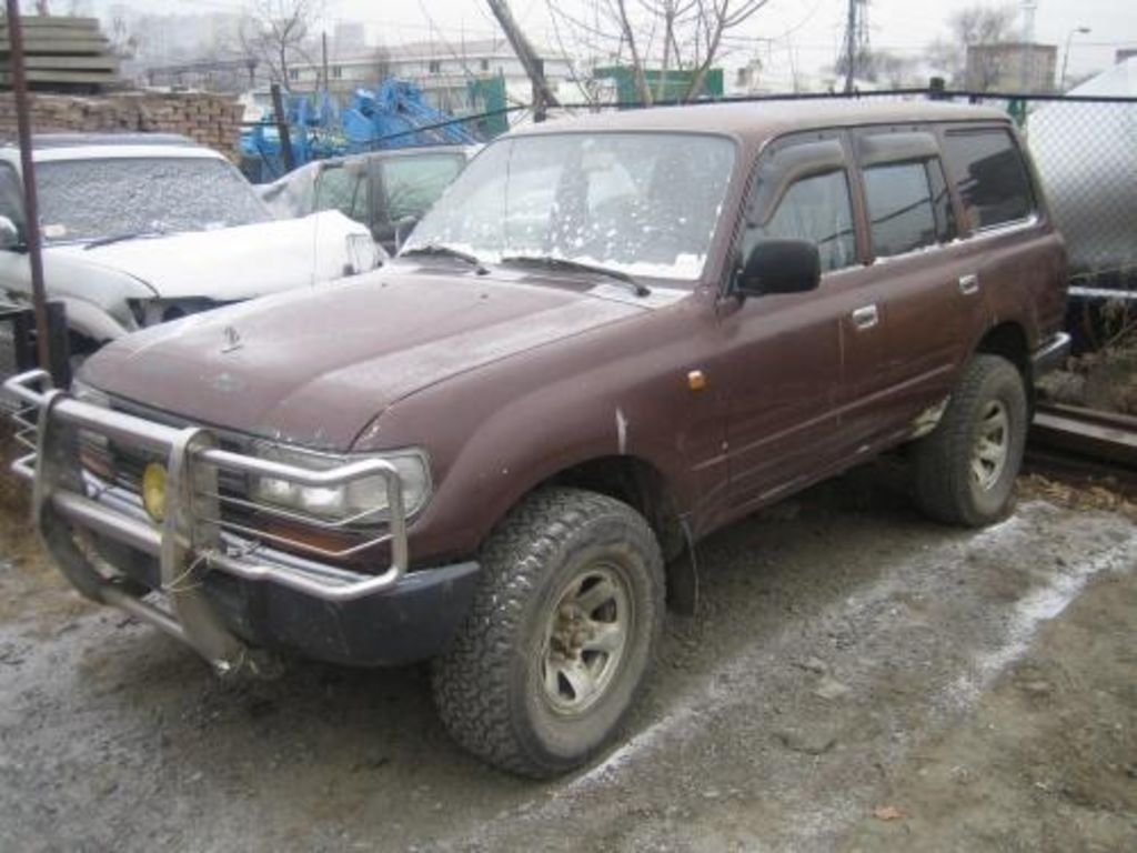 Toyota Land Cruiser #5