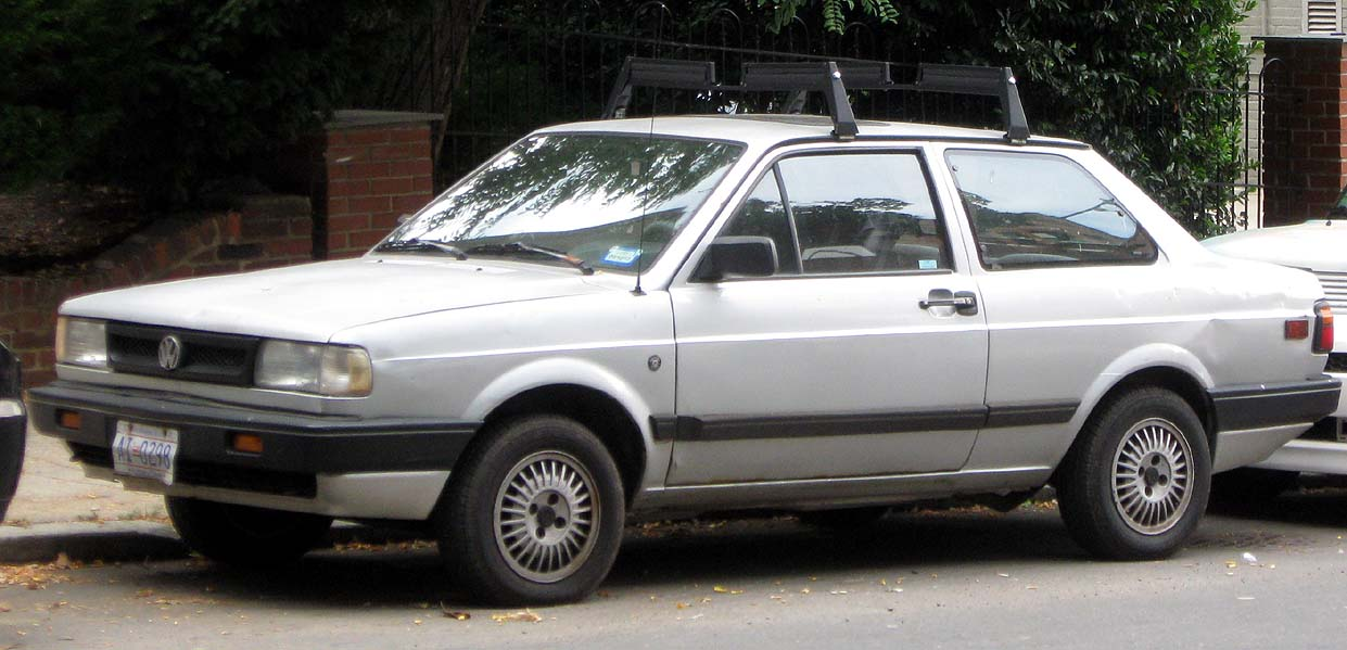 Volkswagen Fox #2