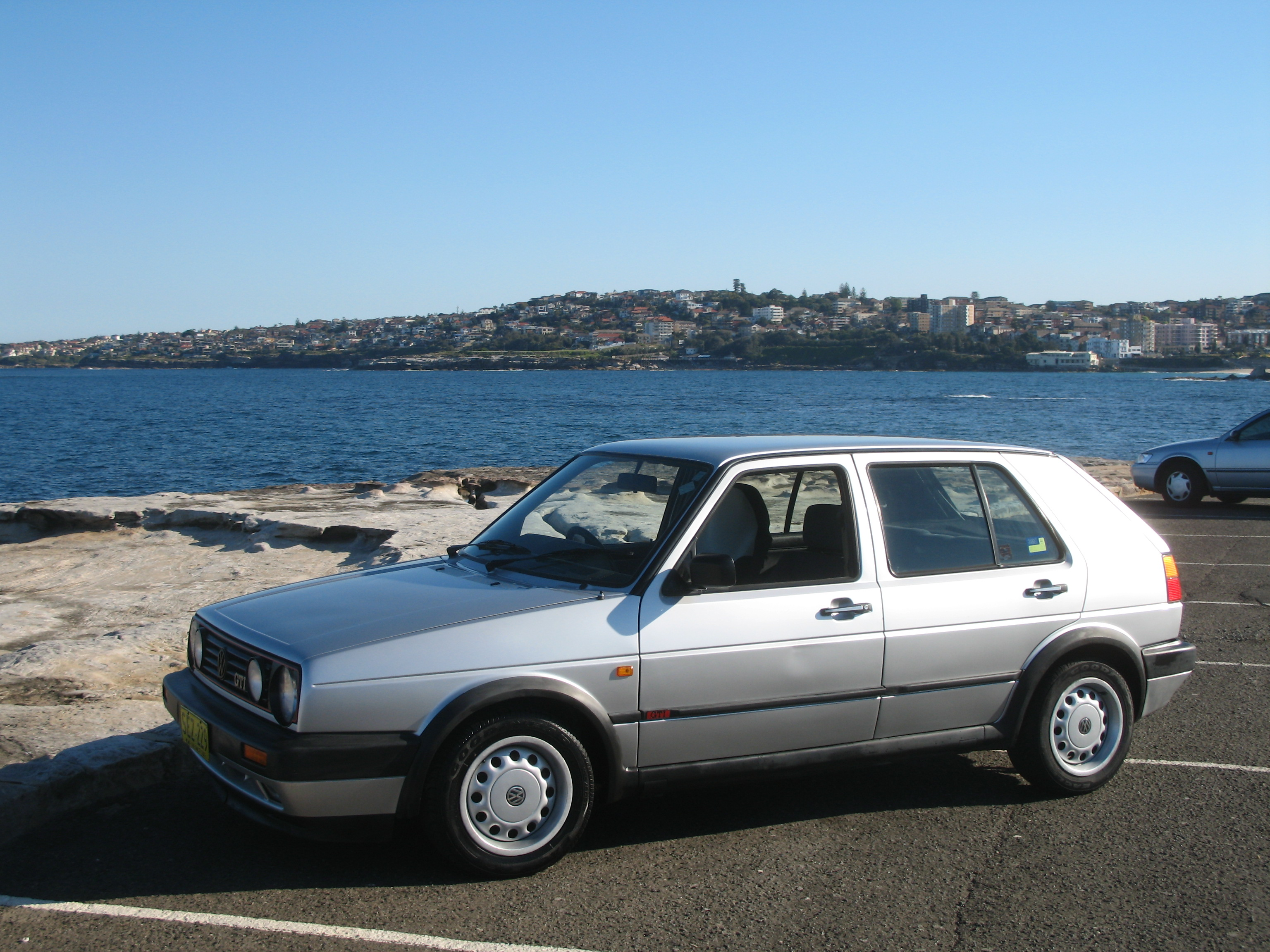 Volkswagen Golf #4