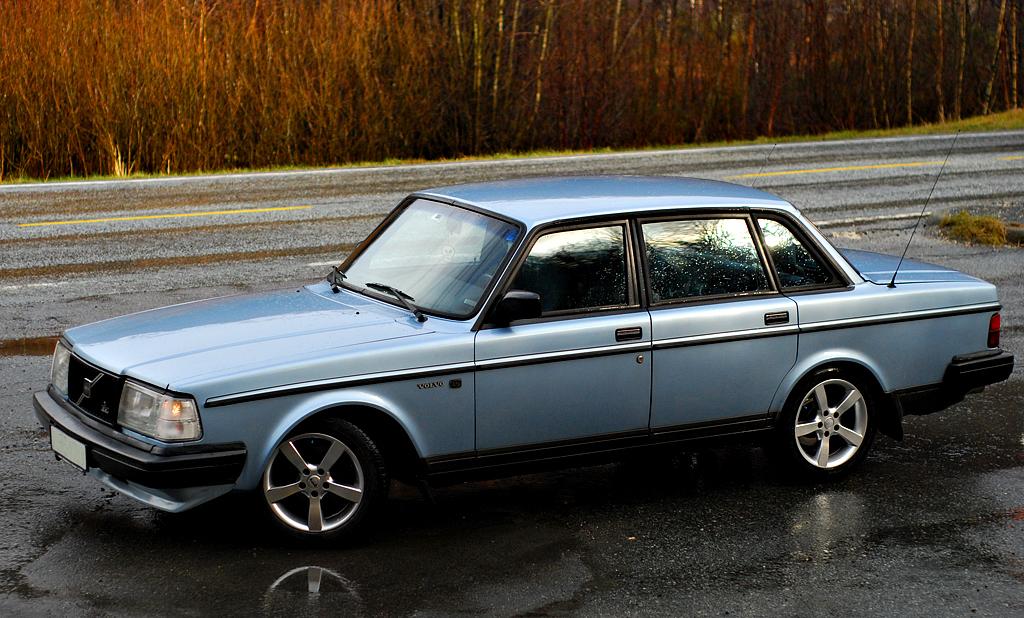 1991 Volvo 240 #9 Volvo 240 #9