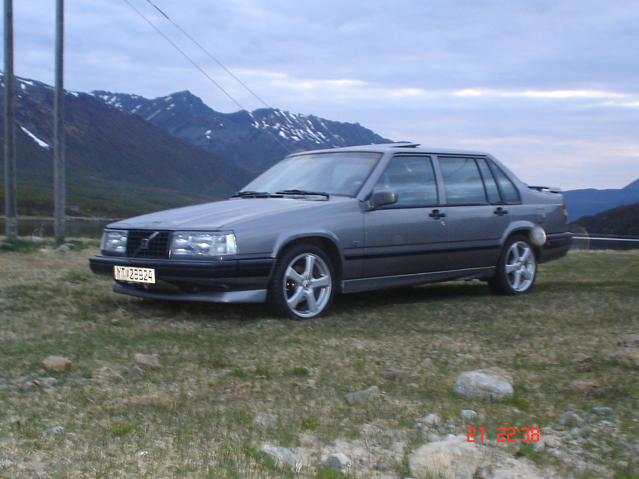 1991 Volvo 940 - Information and photos - ZombieDrive