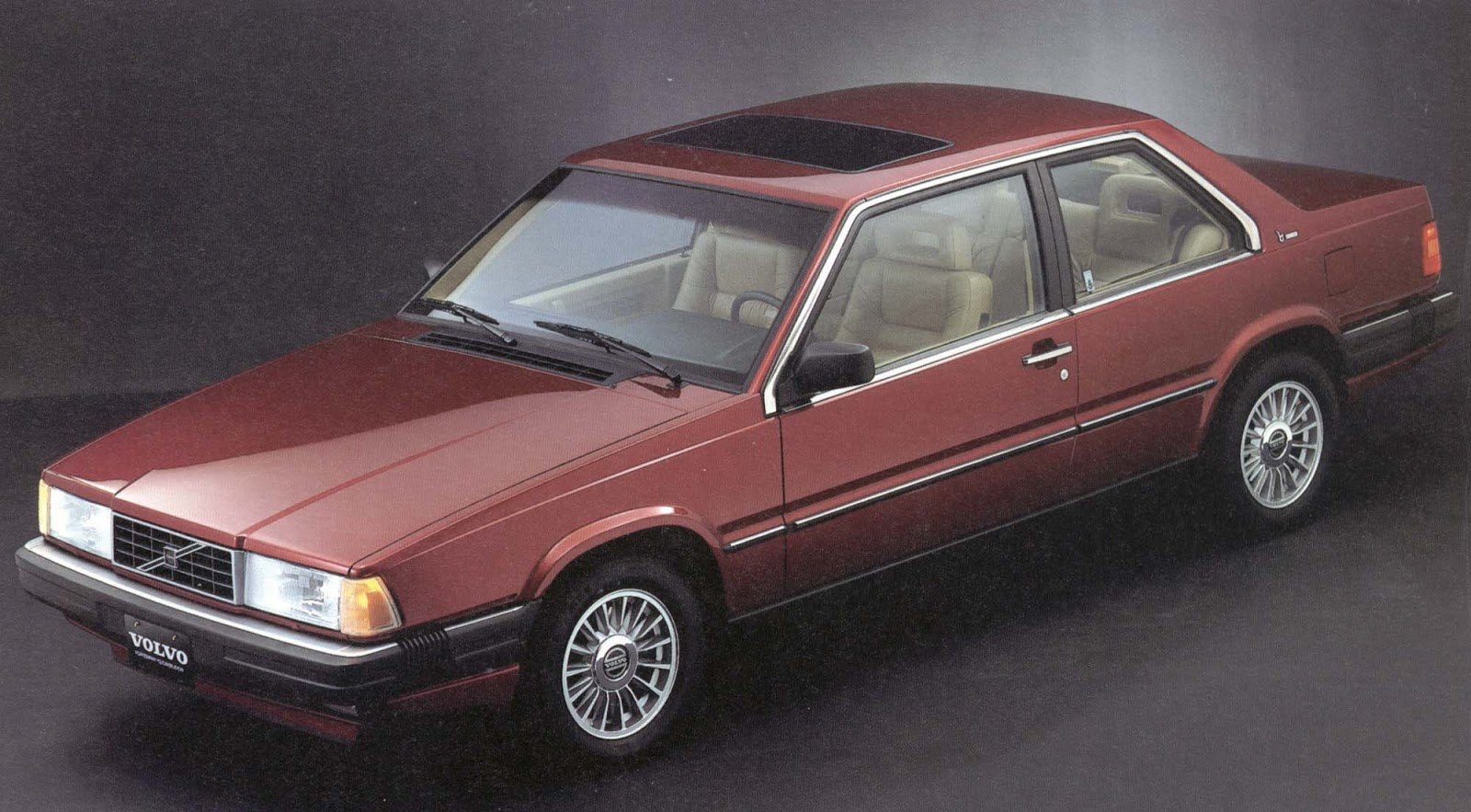 1991 Volvo Coupe Image 4