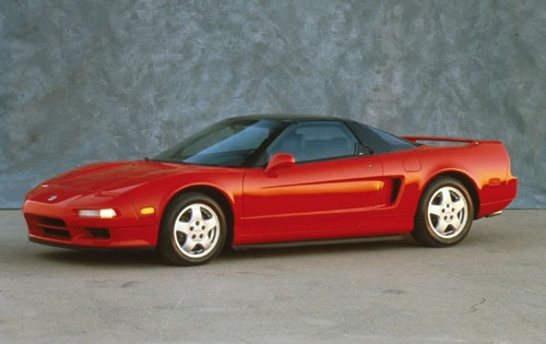 1999 Acura NSX-T 2 Dr Cou exterior #1