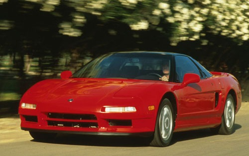1999 Acura NSX-T 2 Dr Cou exterior #2