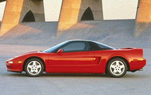 1999 Acura NSX-T 2 Dr Cou exterior #3