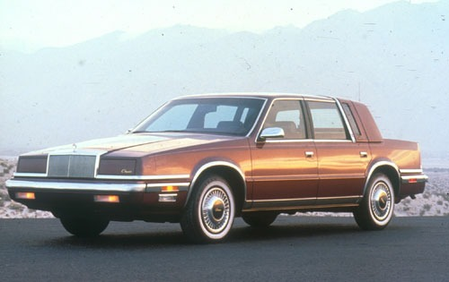 1993 Chrysler Fifth Avenu exterior #2