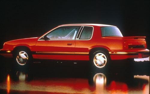 1991 Oldsmobile Cutlass C exterior #1