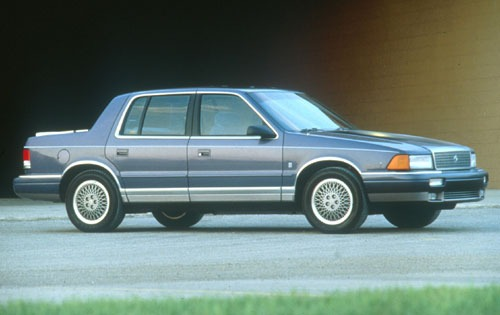 1991 Plymouth Acclaim 4 D exterior #1