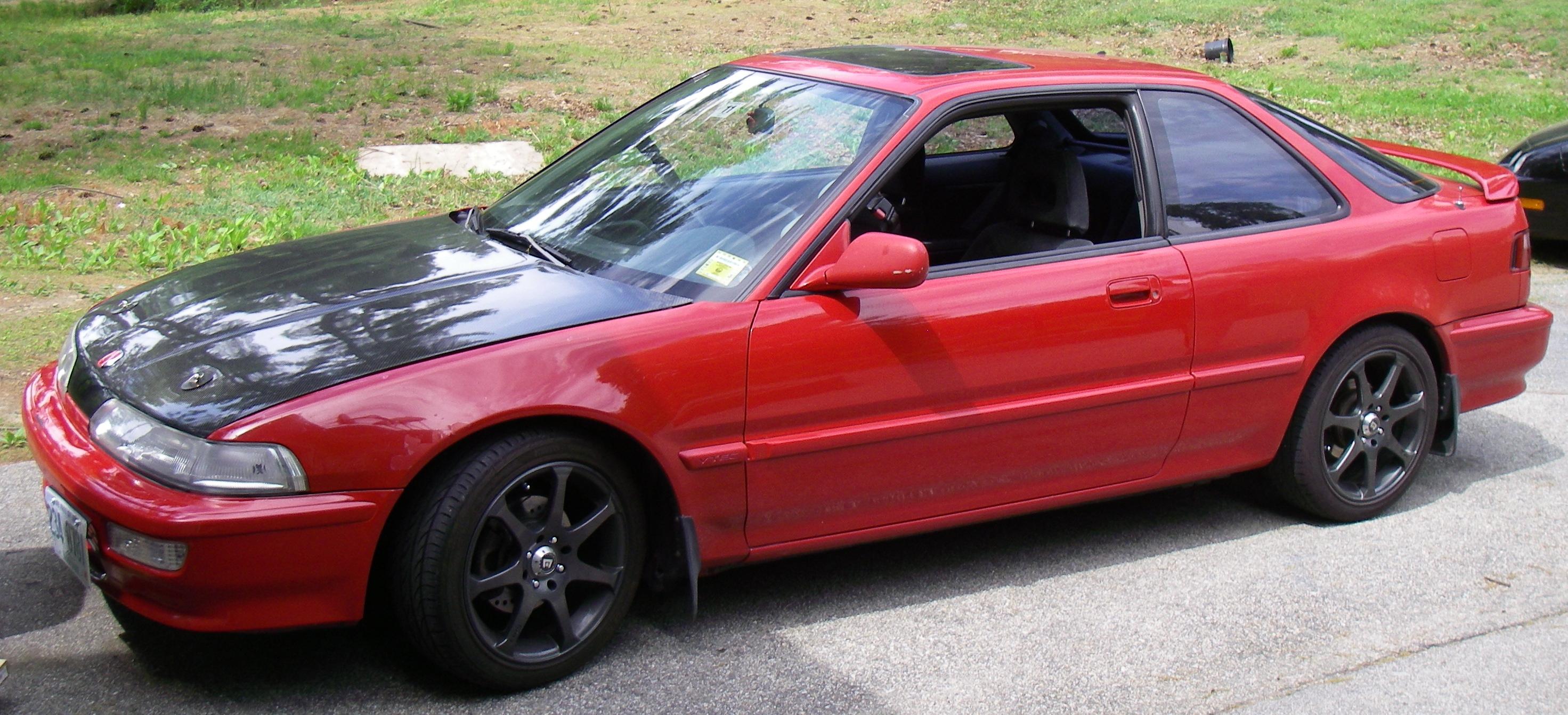 1992 Acura Integra 6