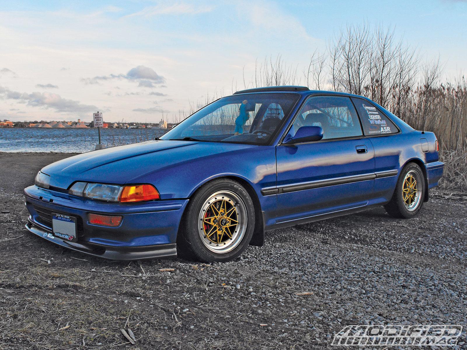 1992 Acura Integra 5