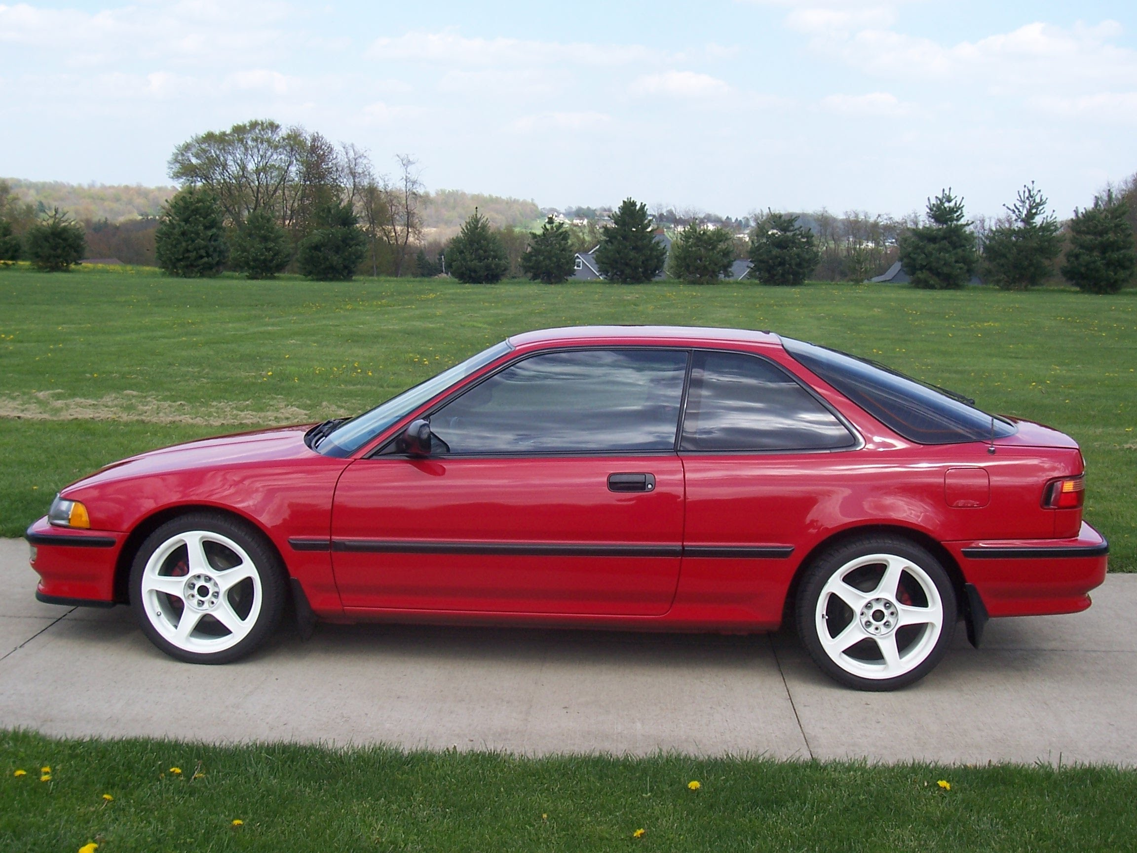 1992 acura integra information and photos zombiedrive. Black Bedroom Furniture Sets. Home Design Ideas