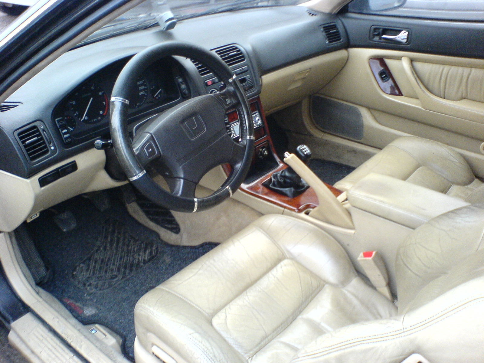 1992 Acura Legend 9