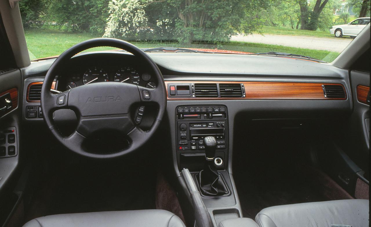 1992 Acura Vigor #6 Acura Vigor #6