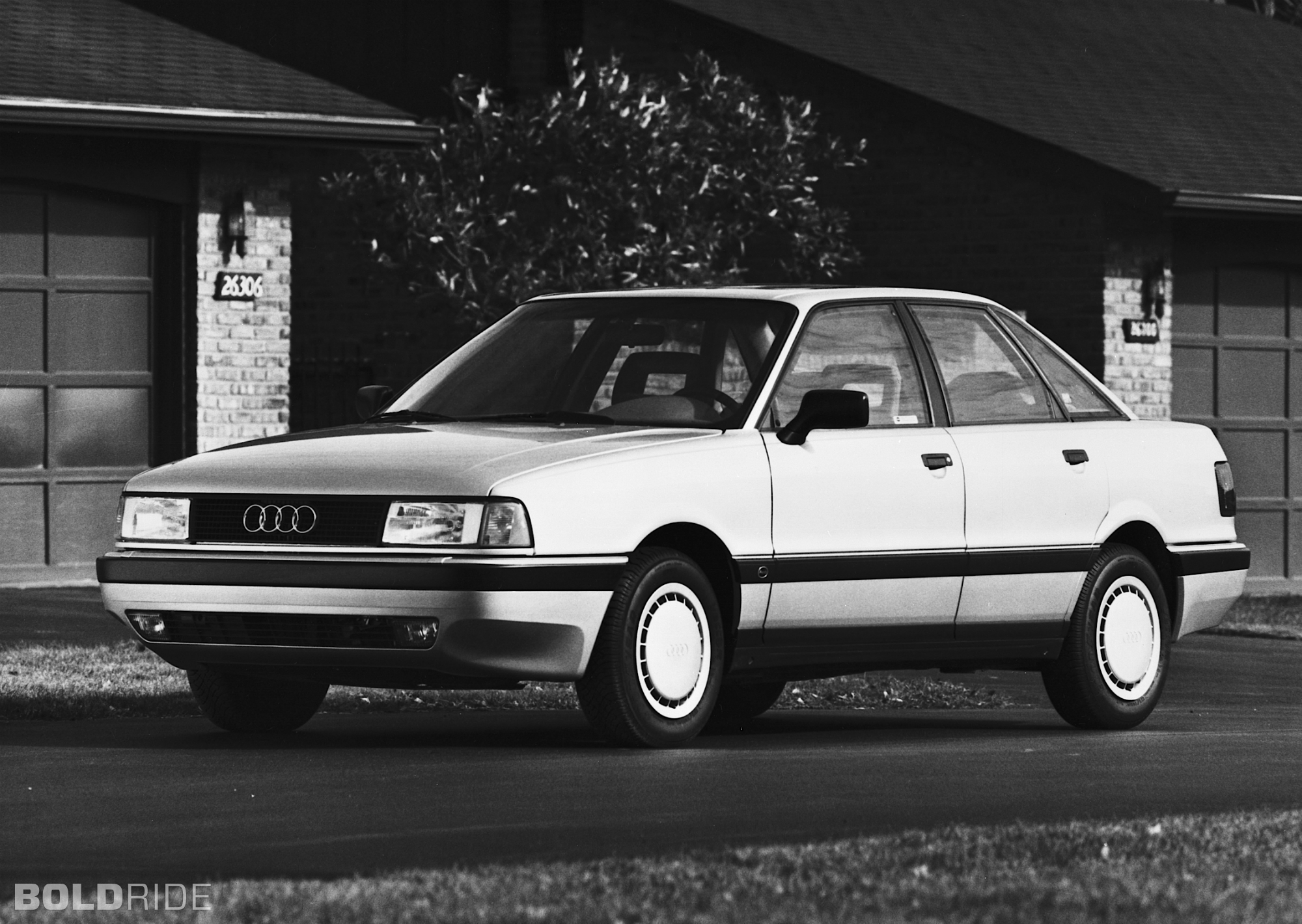 1992 Audi 80 Image 3
