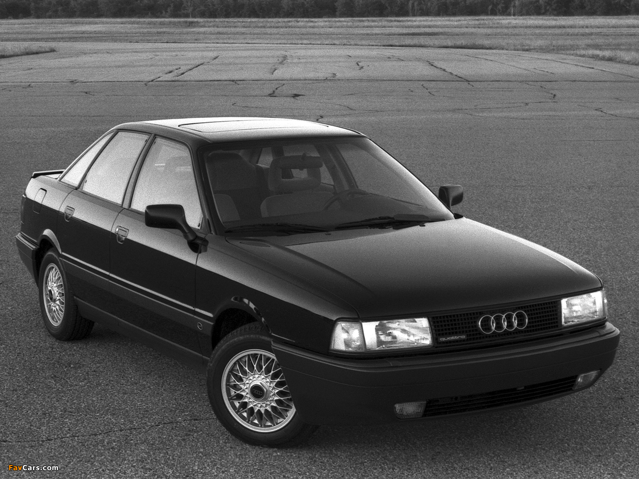 1992 audi 80 information and photos zombiedrive for Wyoming valley motors audi