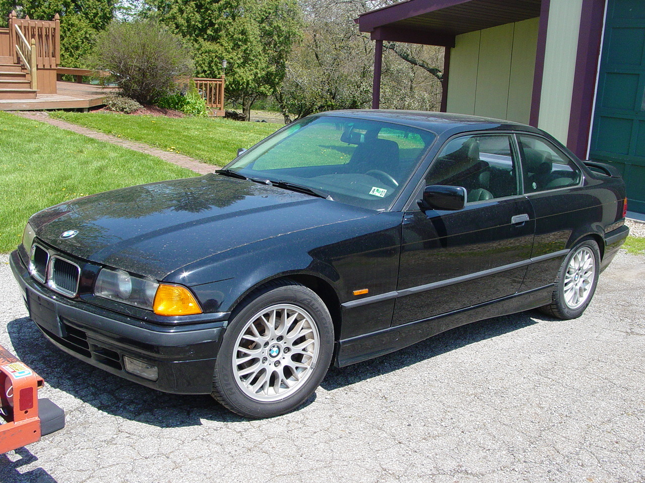1992 Bmw 3 Series Image 7