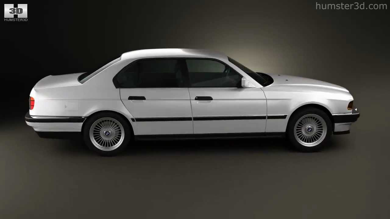 1992 Bmw 7 Series - Information And Photos