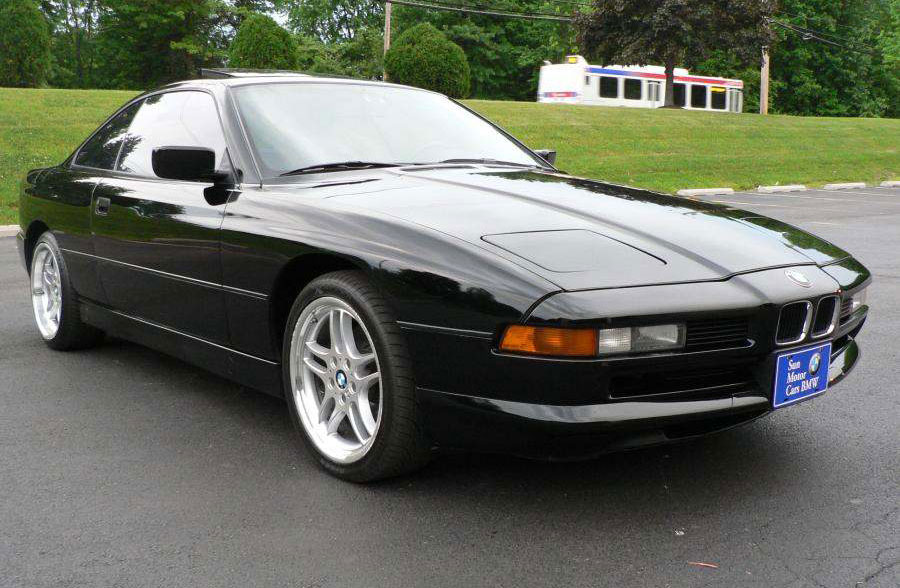 1992 bmw 8 series information and photos zombiedrive