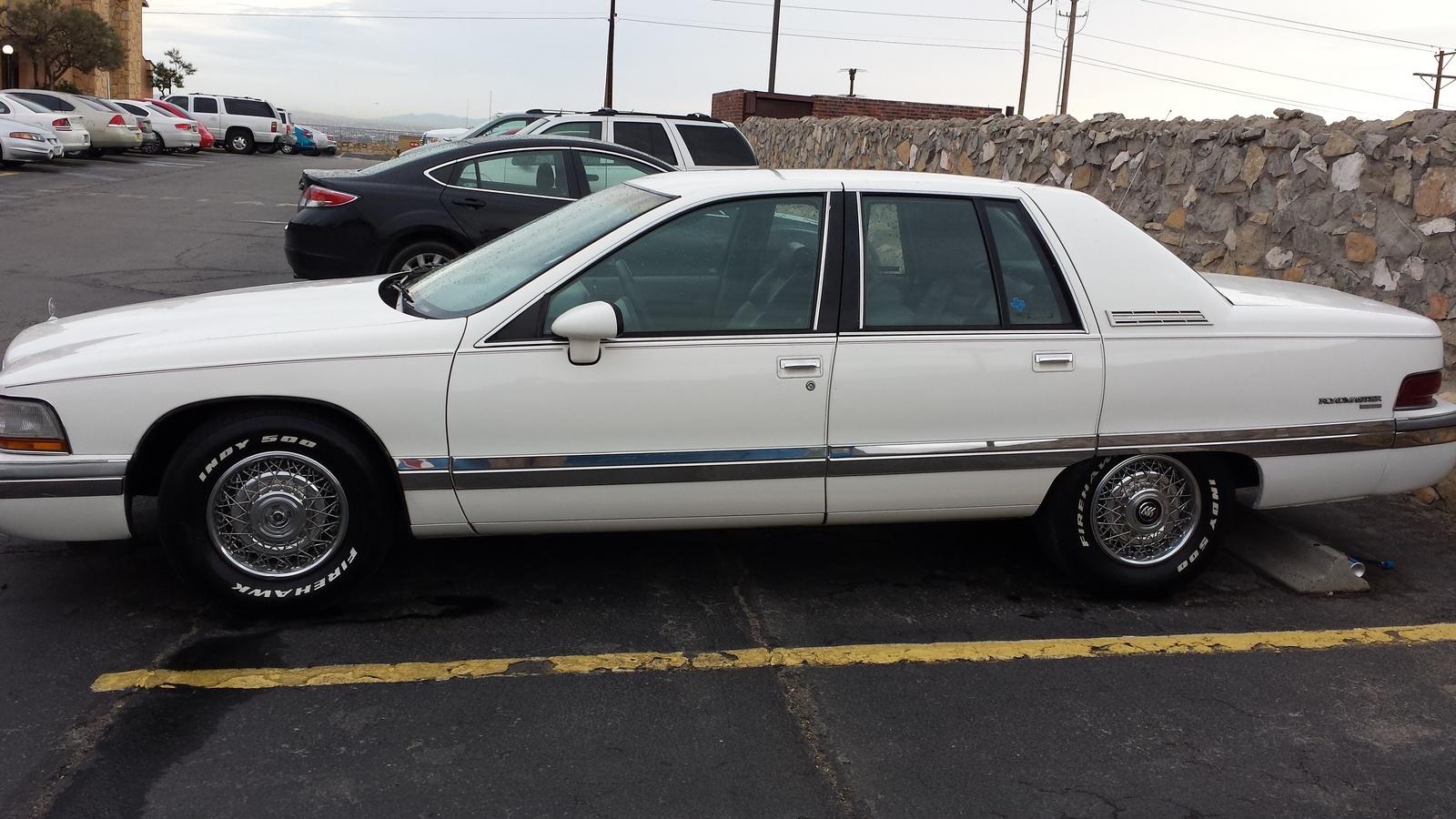 1992 buick roadmaster information and photos zombiedrive. Cars Review. Best American Auto & Cars Review