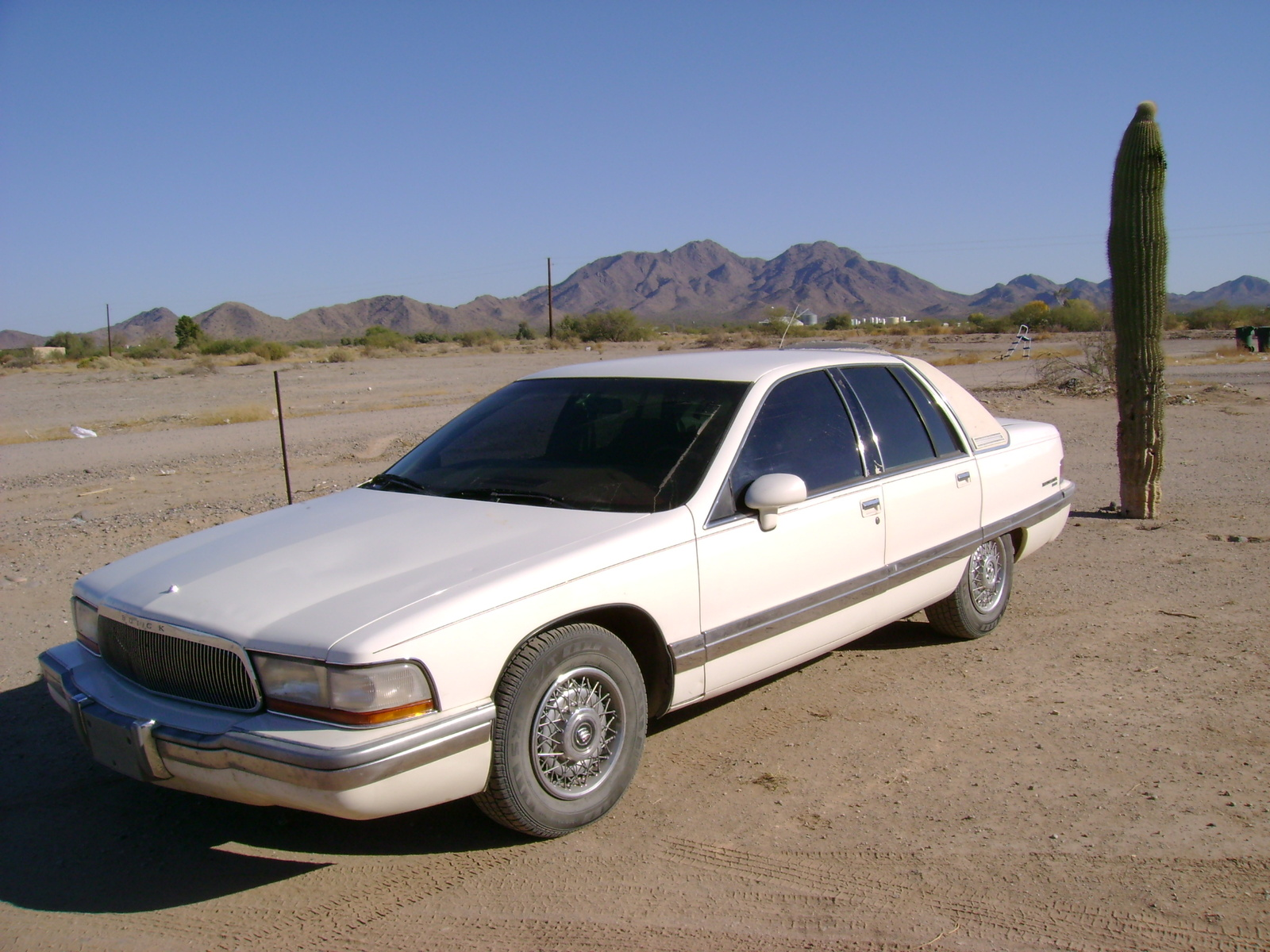 1992 Buick Roadmaster >> 1992 Buick Roadmaster Image 8