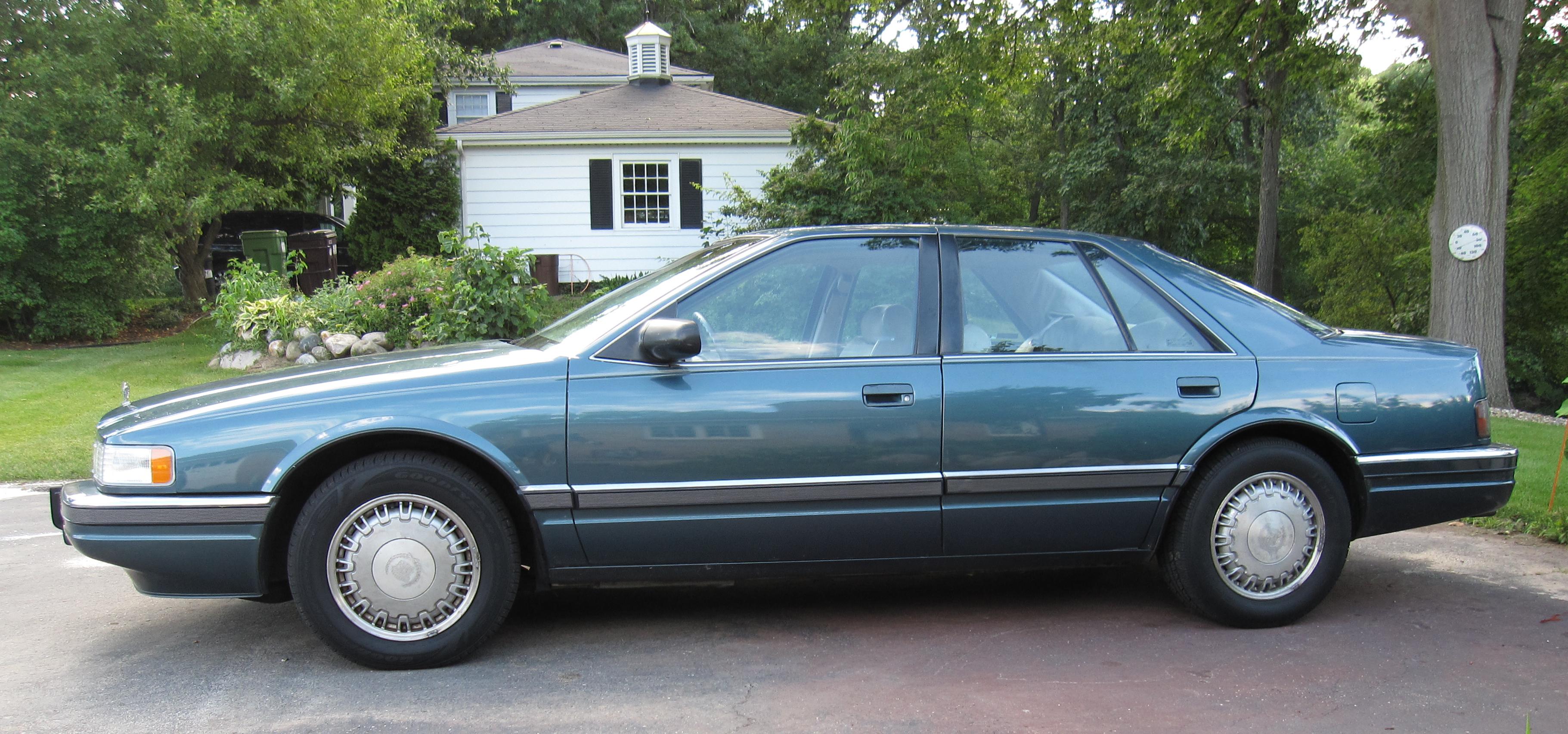 1992 Cadillac Seville Image 5