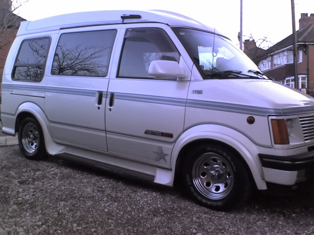 Chevy Astro Camper Van Conversion Autos Post