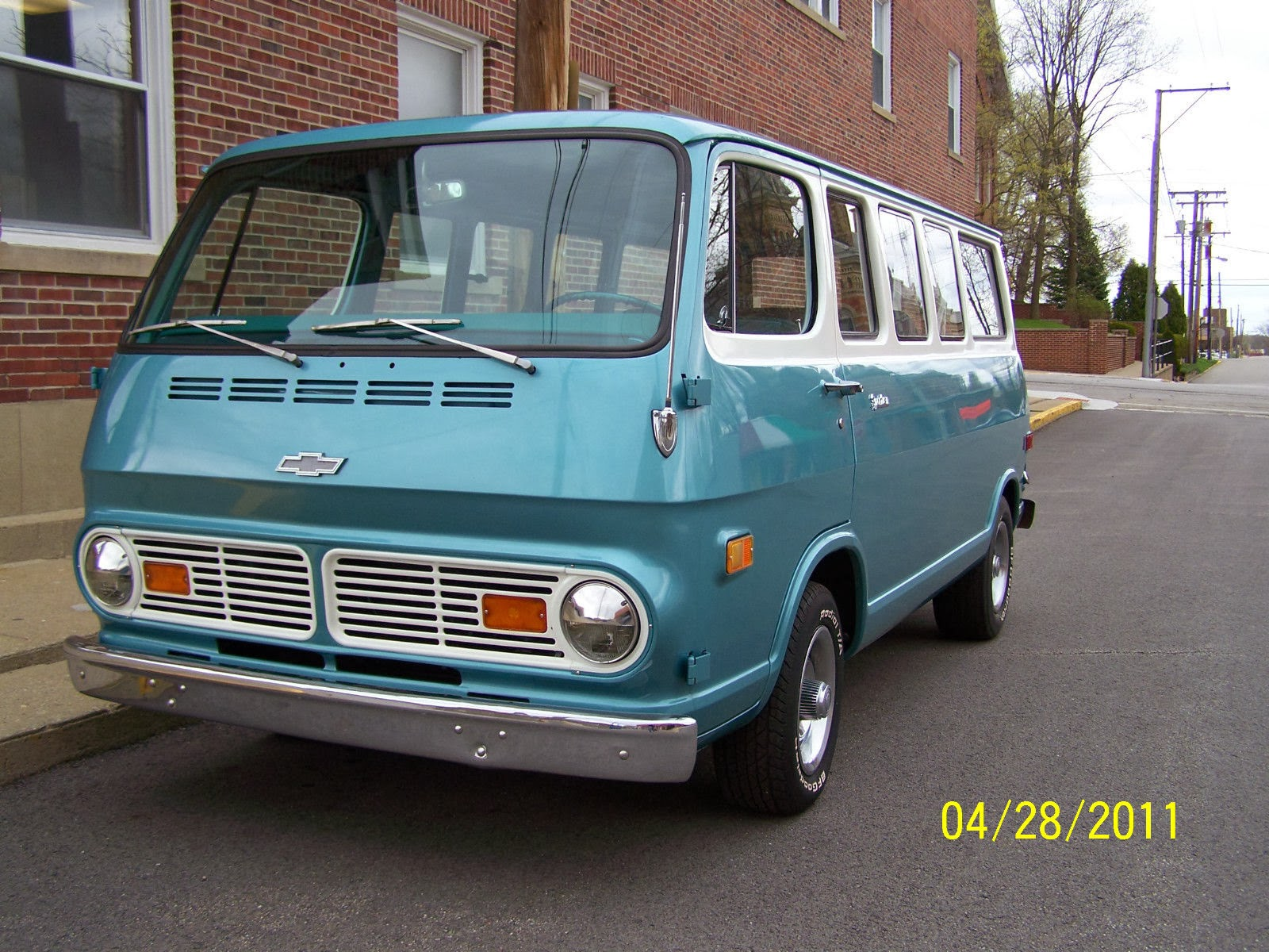 1966 Chevy Van Craigslist Autos Post