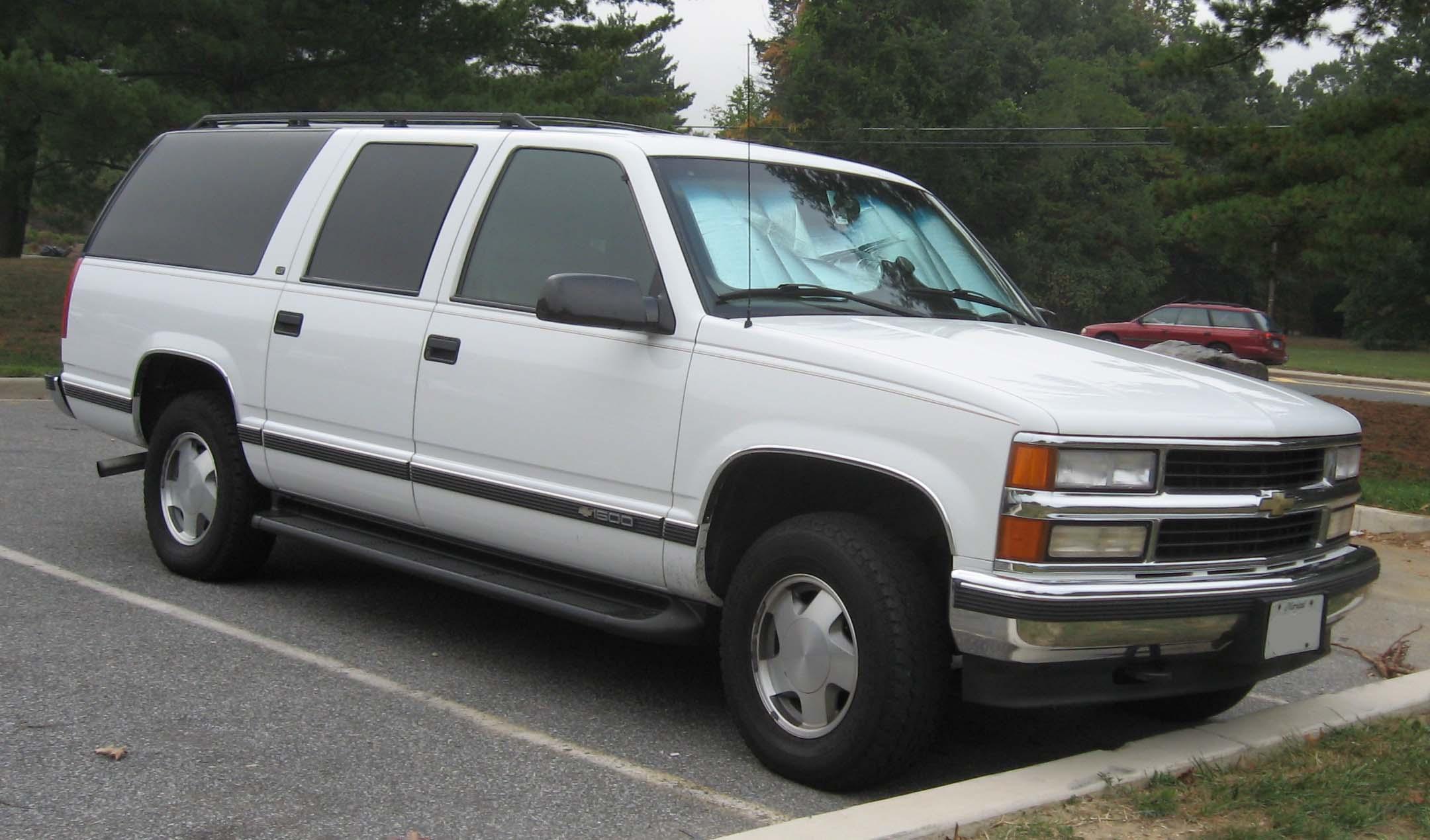 1992 chevrolet suburban 10 chevrolet suburban 10