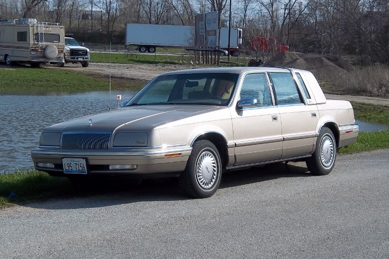 1992 chrysler new yorker information and photos for 1990 chrysler new yorker salon