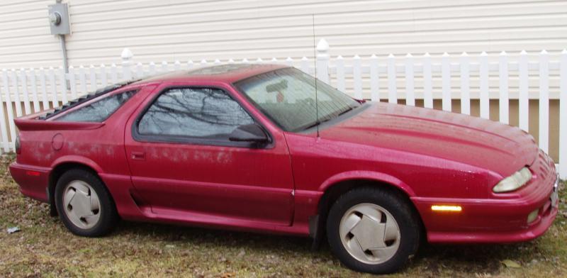 1992 Dodge Daytona Image 6