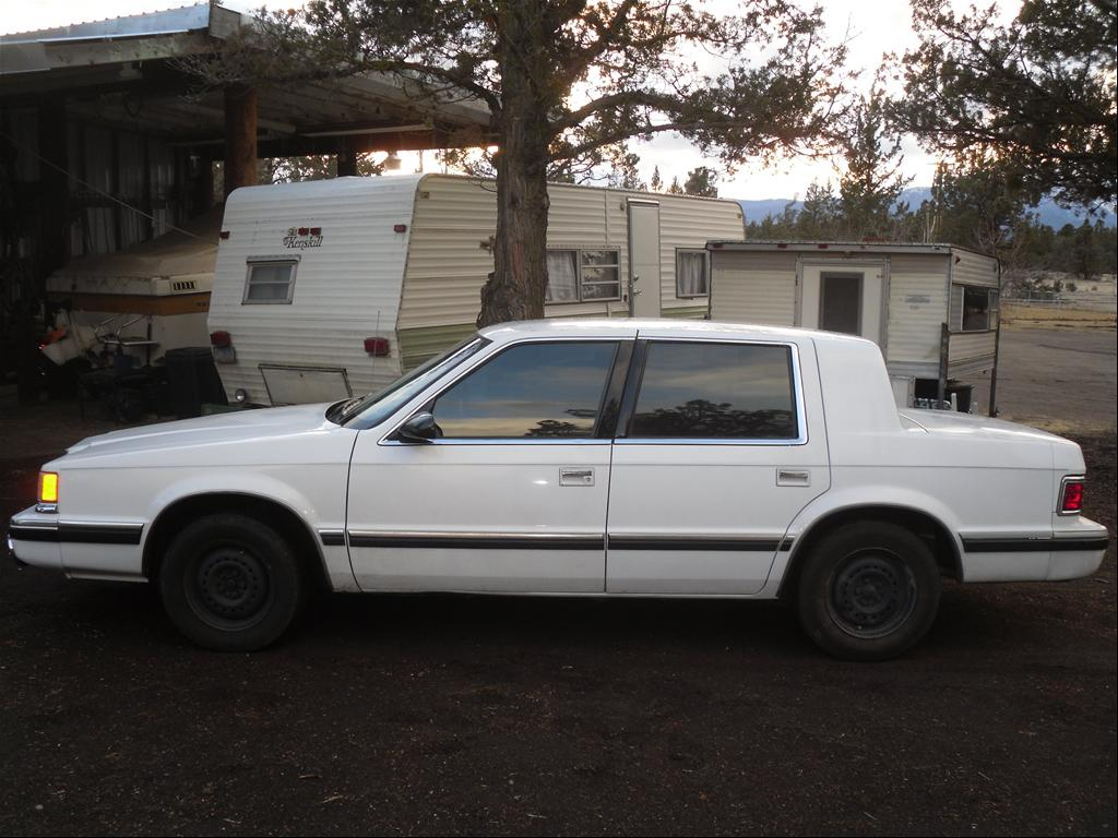 1992 Dodge Dynasty - Information and photos - ZombieDrive