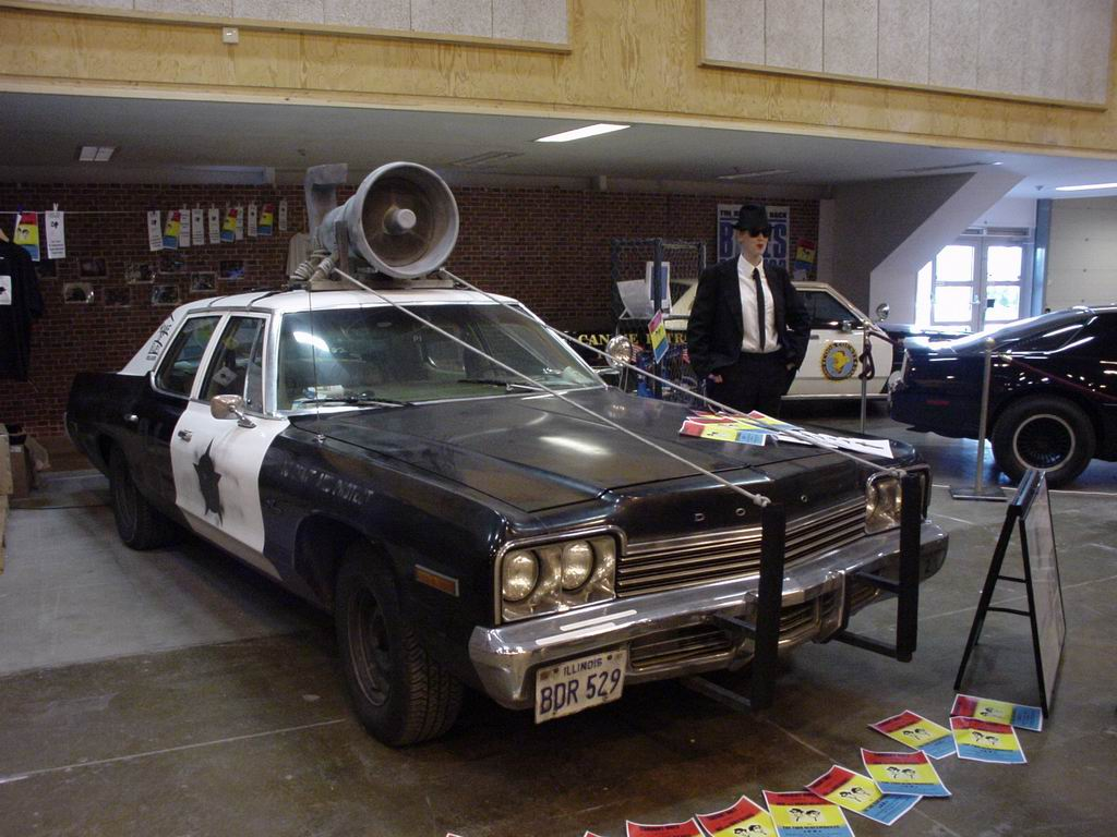 What Kind Of Car Did The Blues Brothers Drive