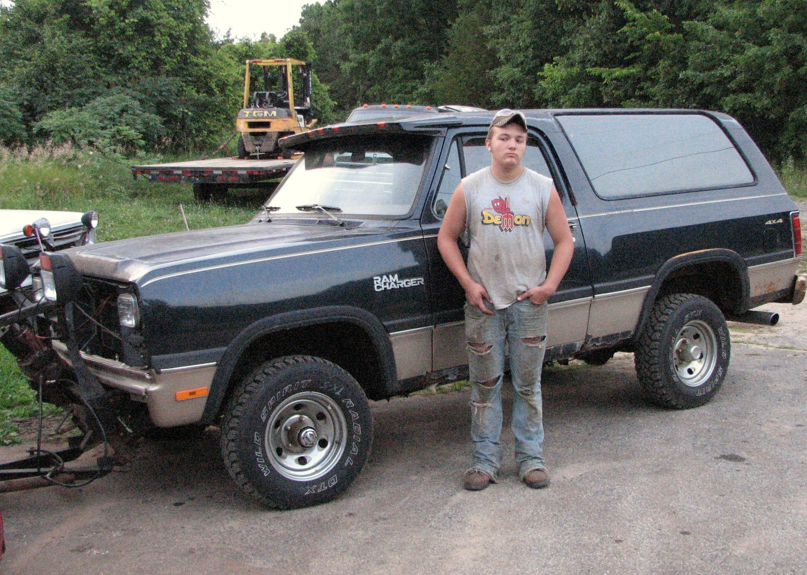 Dodge Ramcharger #4