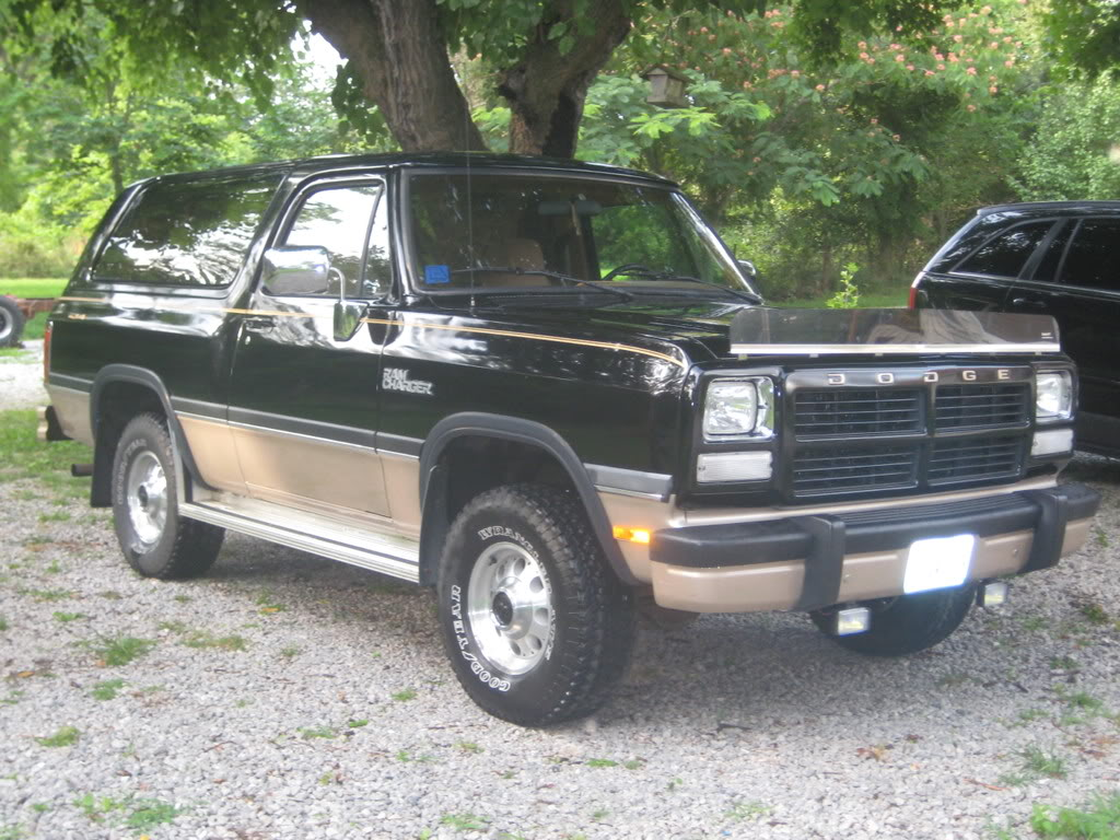 Dodge Ramcharger #1