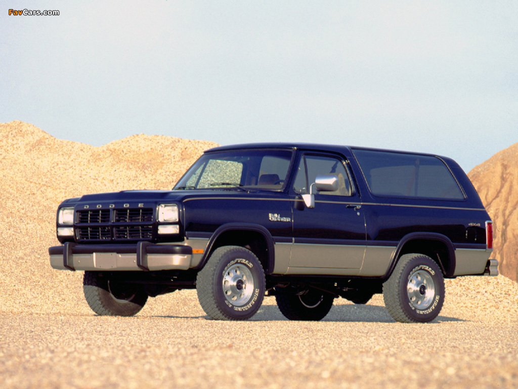 Dodge Ramcharger #3