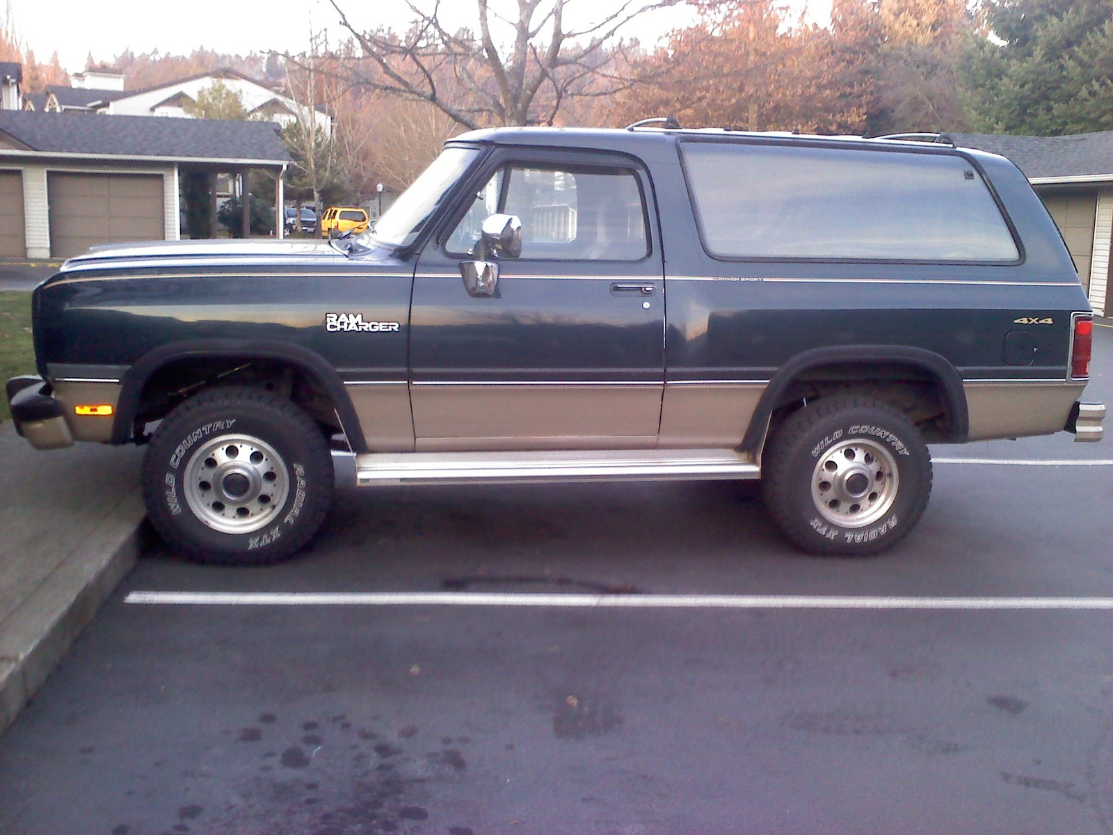 Dodge Ramcharger #5