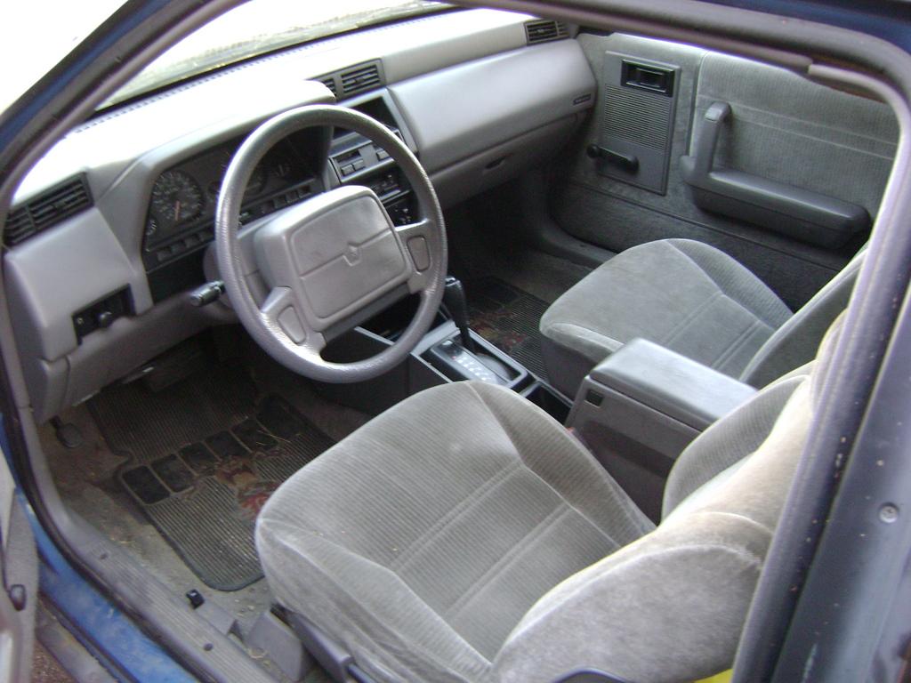 Dodge Shadow on 1990 Dodge Monaco