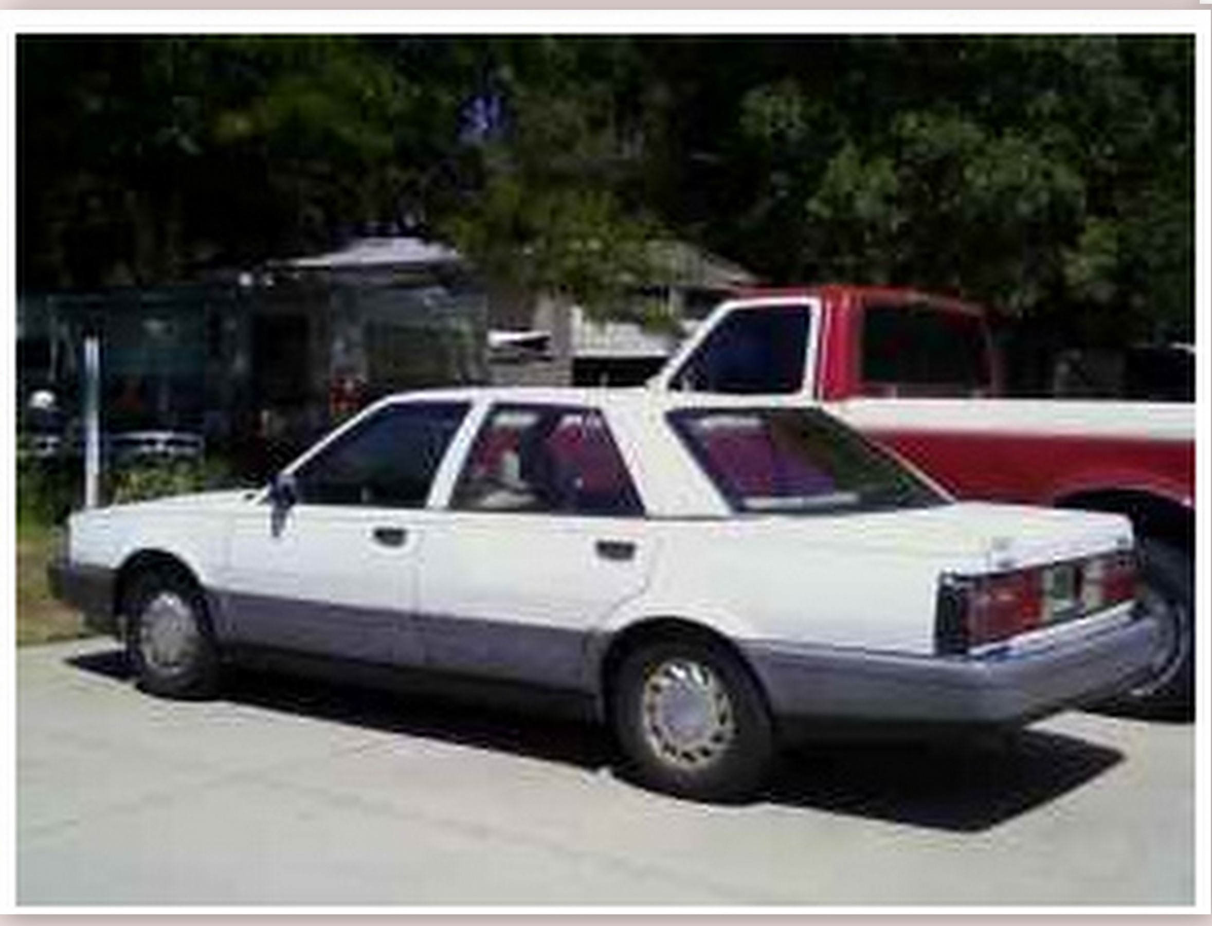 1992 eagle premier image 11. Cars Review. Best American Auto & Cars Review
