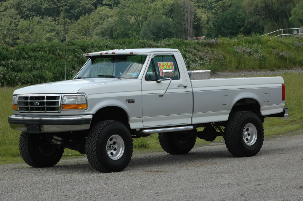 1992 FORD F-150 - Image #4