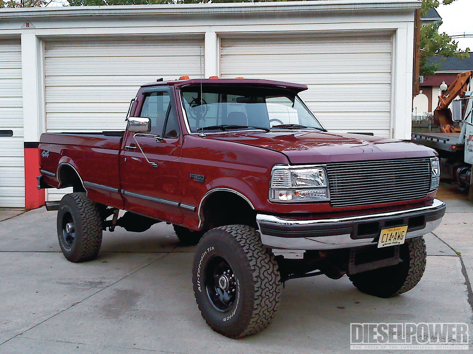 F350 Diesel For 1992 Ford F 350 Information And Photos Zombiedrive
