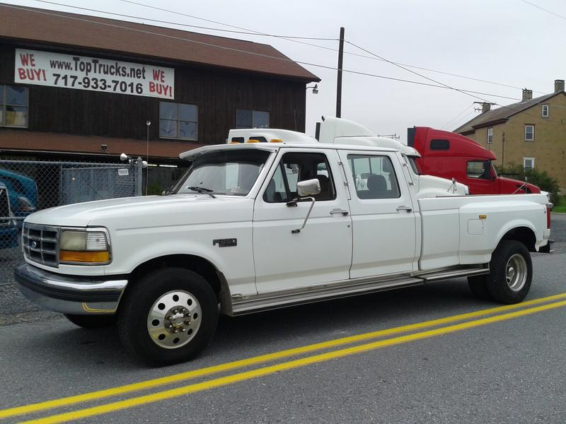 1992 Ford F 350 Image 8