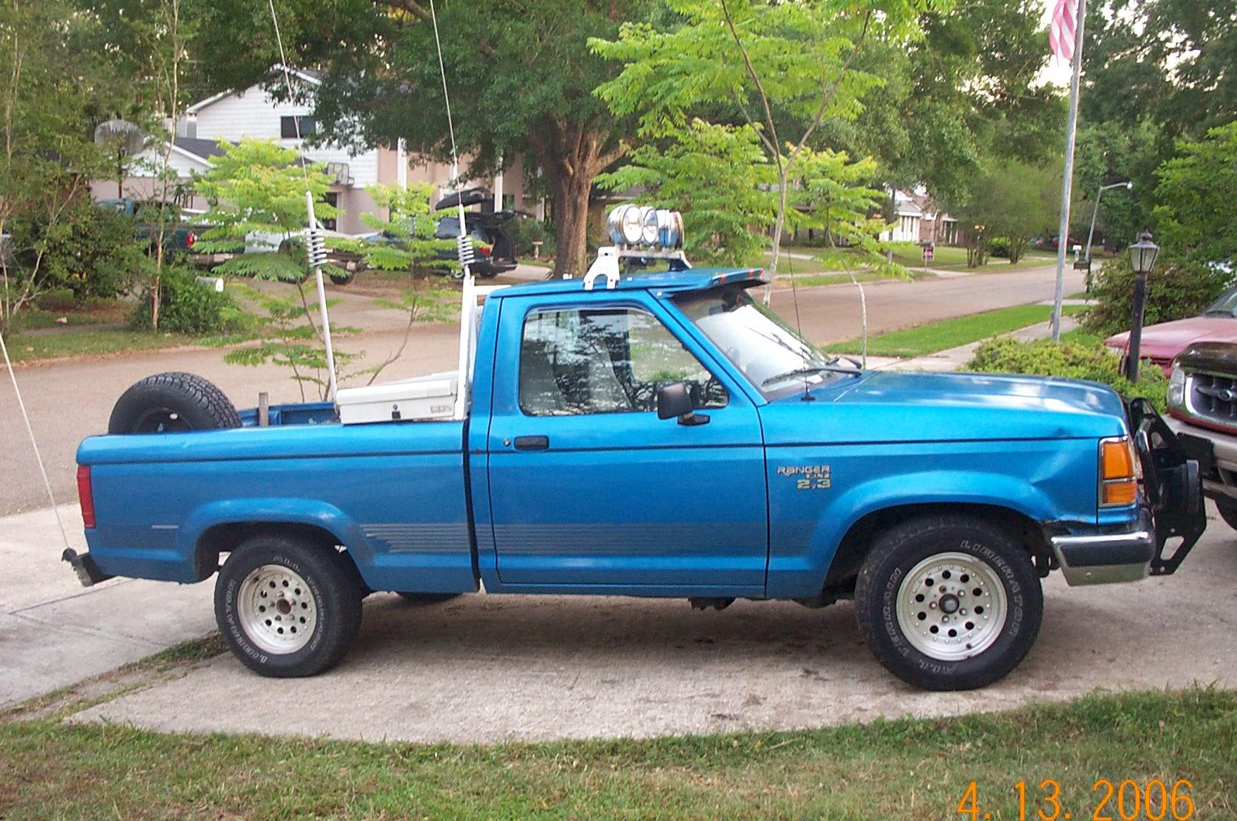 1992 ford ranger image 5